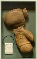 Charlie Ferguson's Boxing Gloves